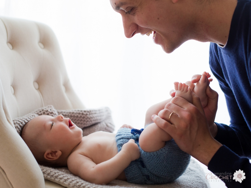 photographe bébé saint martin d