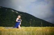photographe grossesse extérieur grenoble