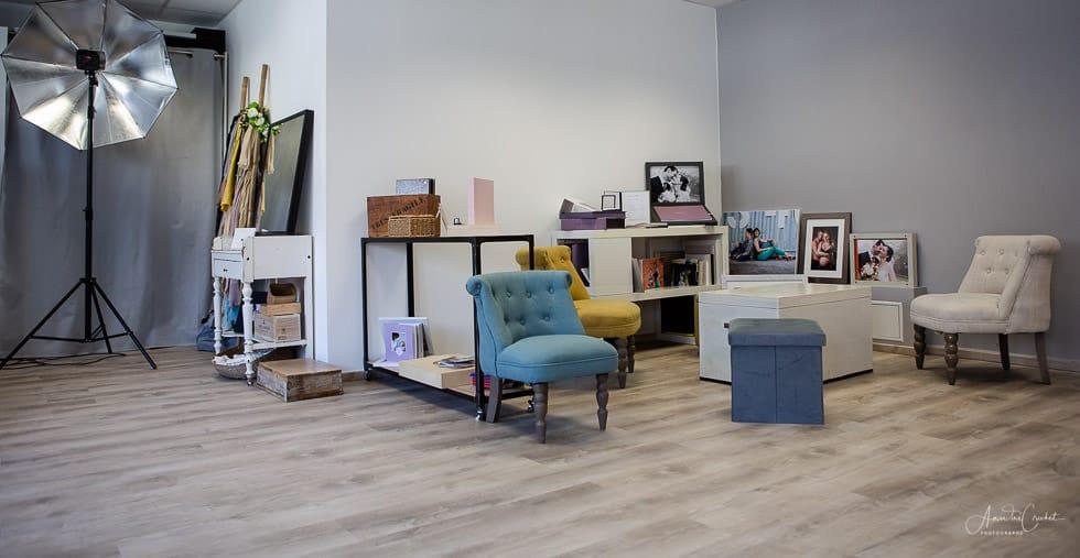 Studio photo à Montbonnot