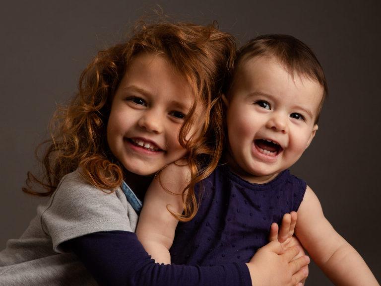 Séance photos entre soeurs