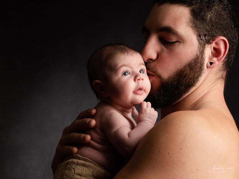 Photos de bébé à plus d'un mois